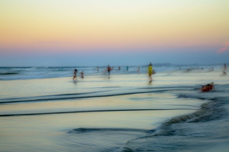 At Dusk - a Photographic Art by Renata Vale